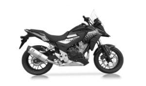 CB 500 X 2016