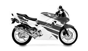 CBR 600 F 91-98 (PC25/PC31)