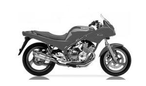 XJ 600 N / XJ 600 S DIVERSION (RJ01)